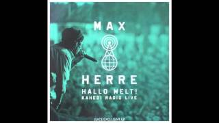 Max Herre: Aufruhr feat. Patrice & Fetsum [Juice Exclusive EP]