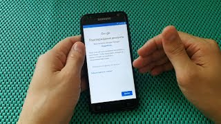 Samsung J3 2017 (J330F) обход Google аккаунта