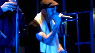 Dropkick Murphys - The Devil's Brigade (acoustic) @ Whiskey Republic in Providence, RI (9/16/2011)
