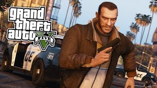 LIBERTY CITY in GTA 5 | NIKO BELLIC & GEHEIME INSEL MODS | IDzock