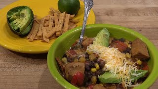 Chicken Tortilla Soup Recipe | How-To Video
