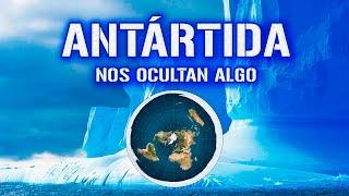 Prohíben acceso a la Antártida para OCULTAR los límites de la Tierra