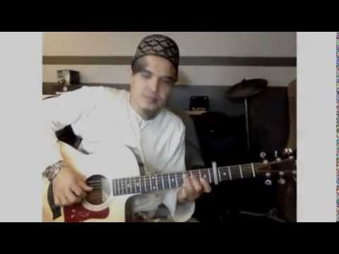 Suasana Hari Raya (Anuar Zain & Elina) - Instrumental Lagu Raya - Acoustic Guitar Fingerstyle Cover
