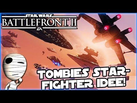 Tombies Starfighter Idee! - Star Wars Battlefront II #173 - Lets Play deutsch Tombie thumbnail