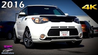 2016 Kia Soul + Ultimate In-Depth Look In 4K