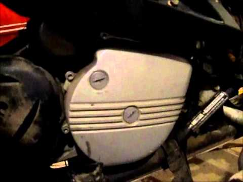 bombardier baja x ds650 2004 oil change with issues youtube rh youtube com