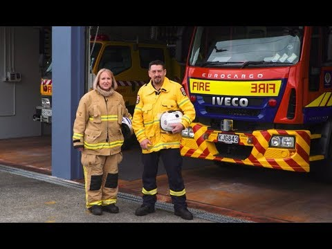 Volunteering with Fire and Emergency New Zealand
