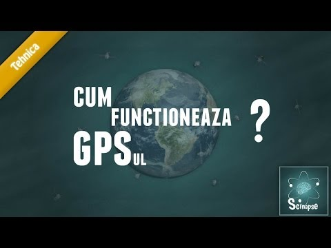 Cum Functioneaza GPS-ul ?