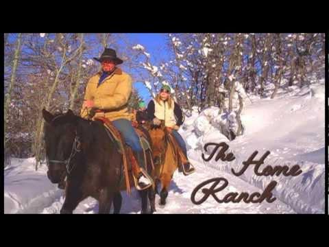 Winter Horseback Riding Vacations In Colorado - The Home Ranch