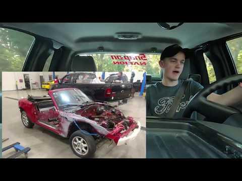 NA6 Roadster Build 1: BOUGHT THE MIATA