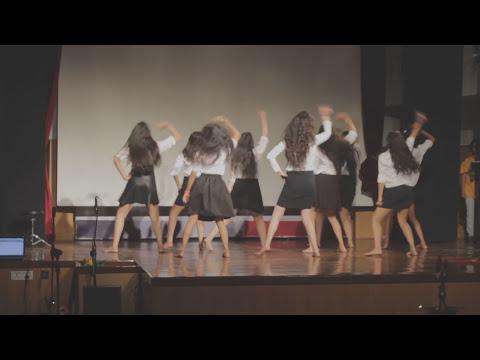 NIFT Bangalore Dance 2015