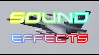 Jet Attack Sound Effect #3