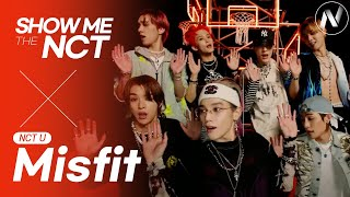 Gambar cover NCT U 엔시티 유 - 'Misfit' Track Video Lyrics (가사)
