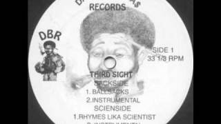 Third Sight - Rhymes Like A Scientist [Instrumental]