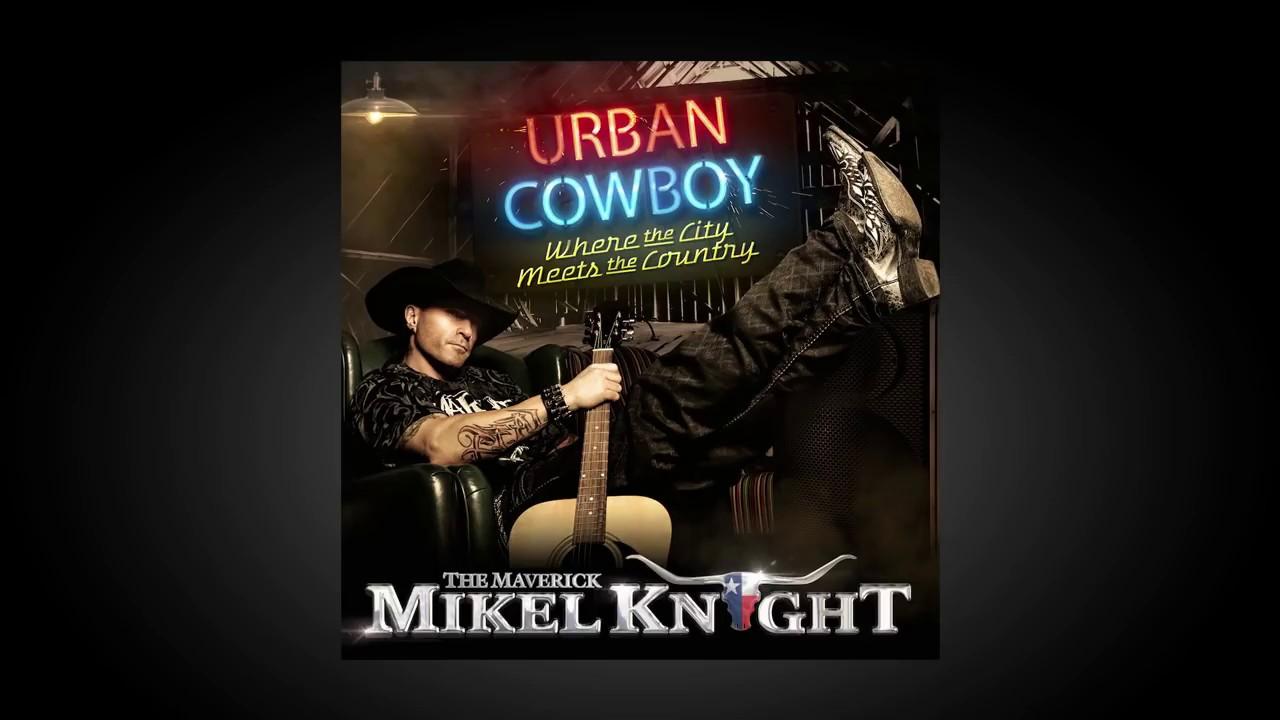 Mikel Knight Cowboy Way Urban Cowboy Lp Country Rap Urban