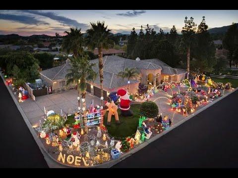 Arizona Christmas lights - The Taylor Family - YouTube