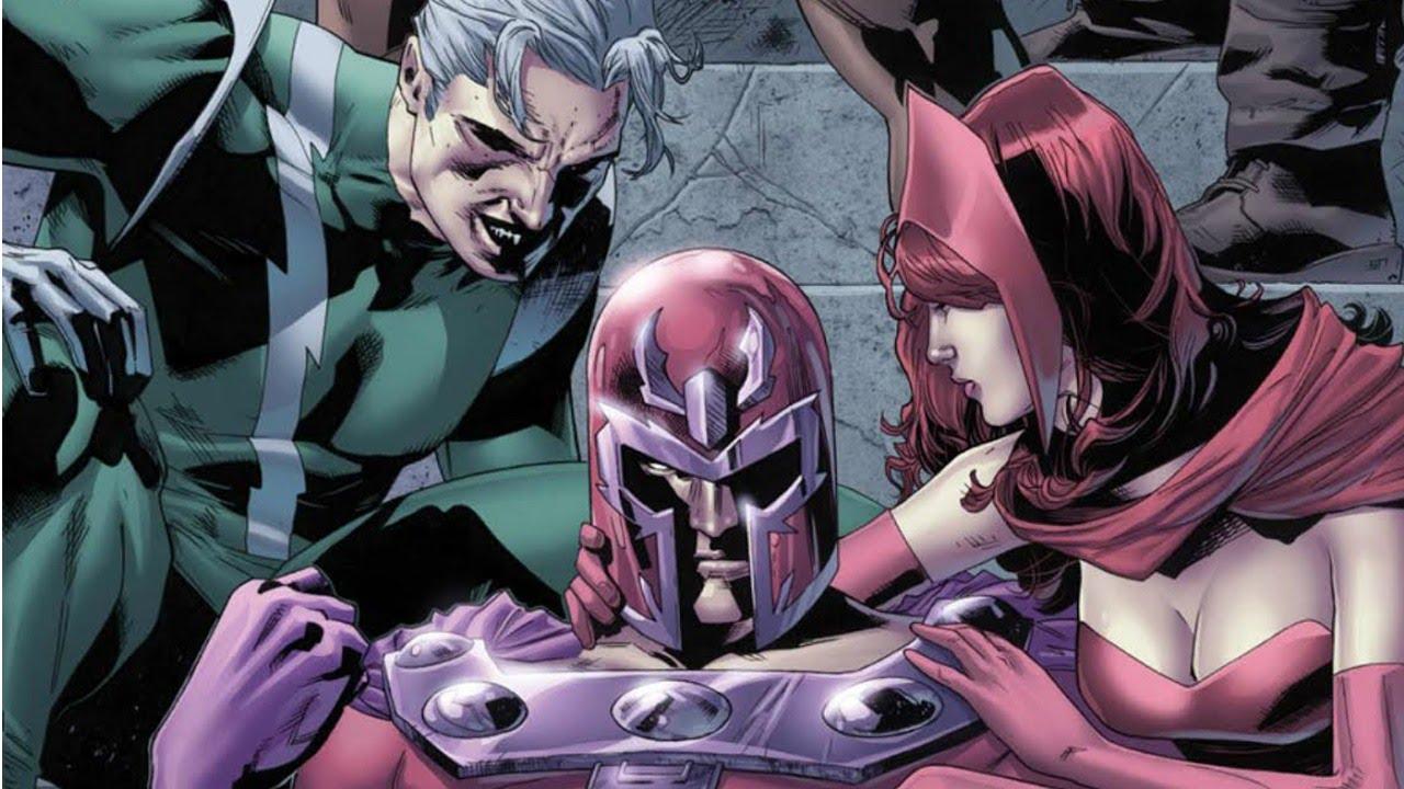 MTV Is Dead: Will the MCU Ever Address Wanda's True (Mutant) Heritage?