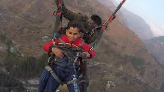 PARAGLIDING 😁😁😁FUNNY VIDEO