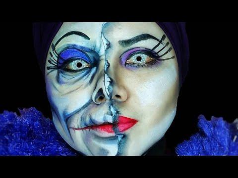 YZMA CHARACTER MAKEUP (disney villain)