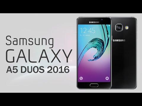 Мобильный телефон Samsung Galaxy A5 Duos (2016)