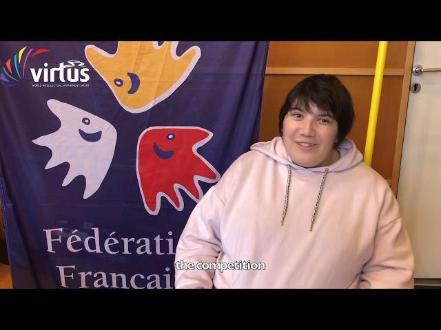 Tokyo 2020 Paralympics Qualifier- Lea Ferney