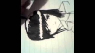 Amateur Drawing: How to draw an Emo Chibi