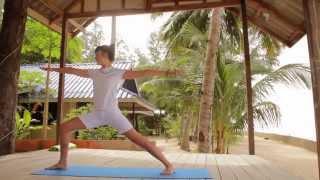 Йога для начинающих, комплекс асан 15 минут