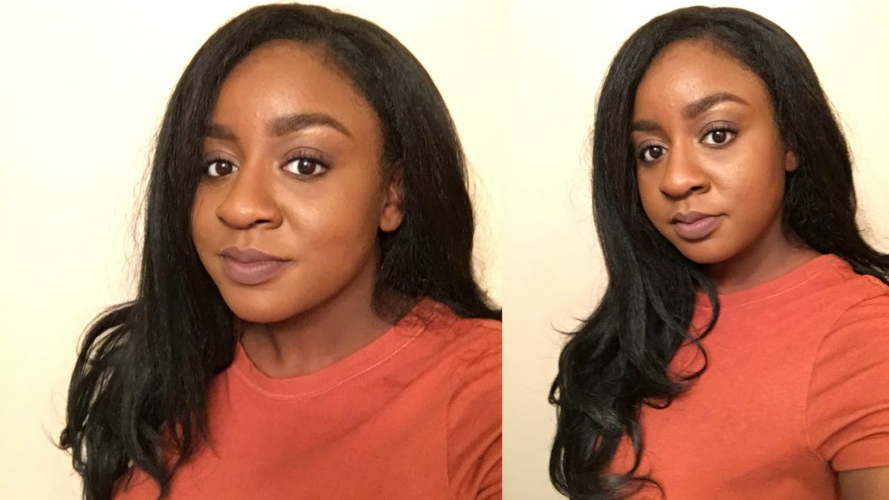 Dominican Blowout Natural Hair Youtube