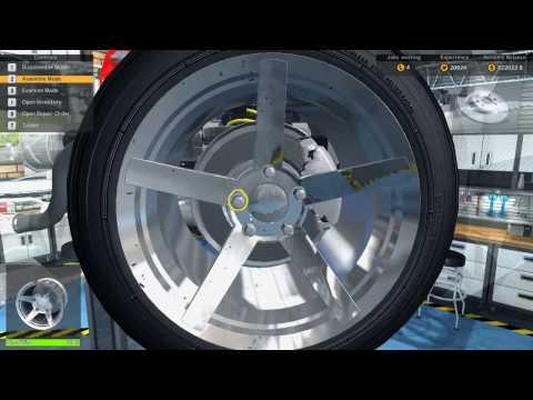 Car mechanic simulator 2015 (Echos Cobra) see the description |