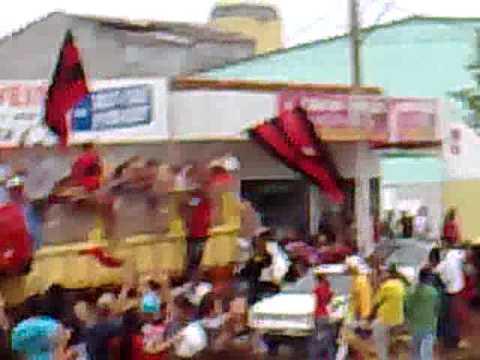 Festa da vitoria do flamengo em planaltina de goiás