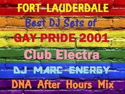 Gay Pride 2001 - Best Gay Late Night Club After Hours Party. Its HARDER HERE!!