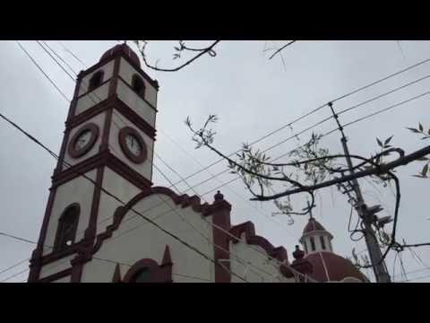 City walk Ciudad Victoria Mexico