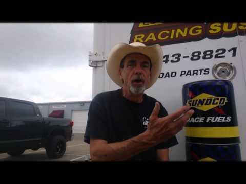 Race Fuel 101
