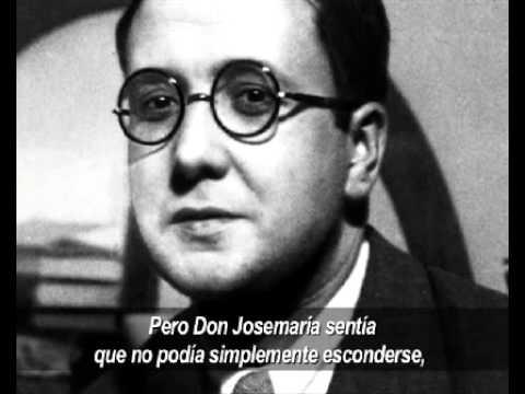 Quién es Josemaría Escrivá