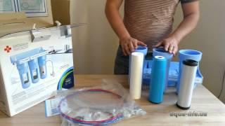 видео Фильтры под мойку AquaKut|купить Фильтры для воды под мойку AquaKut в Харькове|Фильтры под мойку AquaKut цена в Киеве Одессе Днепропетровске Львове. Аквалюкс