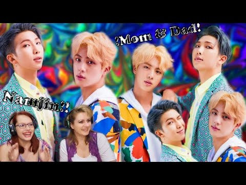 MOM & DAD Of BTS!!! Namjin moments that keep me up at night Reaction