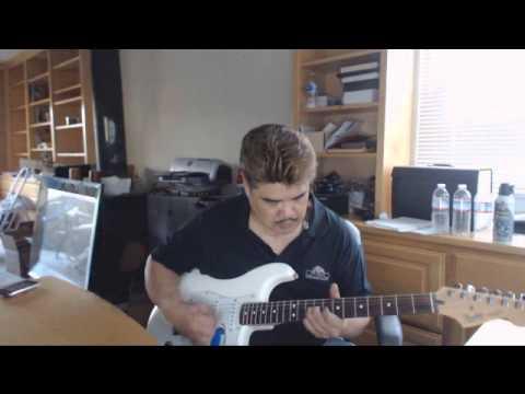 Dannys Blues Improv in G