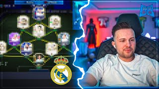 GamerBrother BAUT REAL MADRID LEGENDS TEAM für die WL 🔥 | GamerBrother Stream Highlights