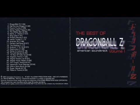 Bruce Falconer's The Best of Dragon Ball Z American Soundtrack Volume 1