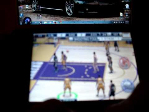 Play pro basketball on your iPhone