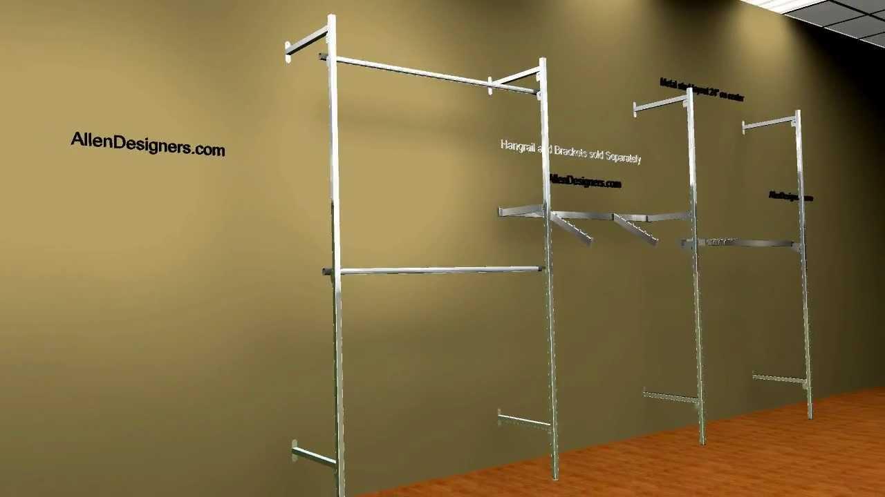 Kf5 Outrigger Wall System Avi Youtube