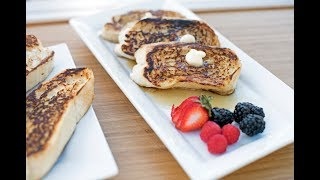 French Toast | Flat Top Grill