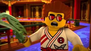 LEGO® Ninjago™ trailer (Français)