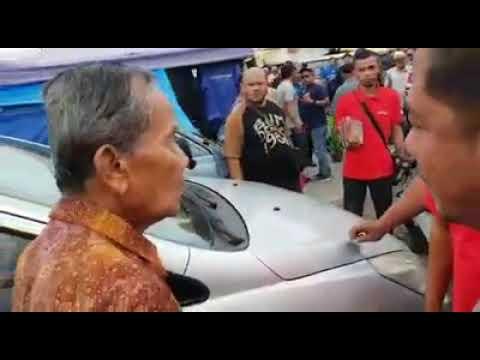 #PRKSemenyih : Jentera kempen PH kena halau dengan orang kampung