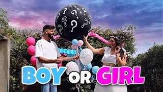 GENDER REVEAL 💙 BOY OR GIRL 💗 | CANSIN