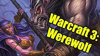 Warcraft 3 Custom Games: Werewolf Transylvania