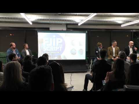 Flip The Script Tour - San Francisco - Panel Discussion