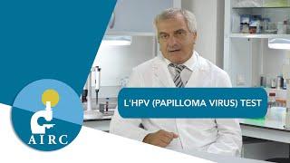 papilloma virus esami)