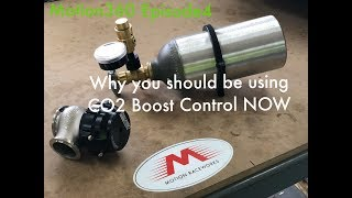 Why CO2 Boost Control Wins (Motion360 Episode4)
