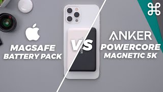 Apple MagSafe Battery vs Anker PowerCore - Which is best?